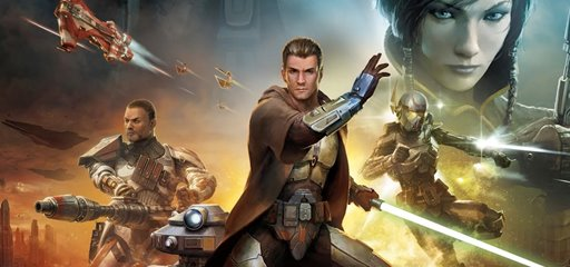 Expansão de Star Wars: The Old Republic ganha novo capítulo recheado