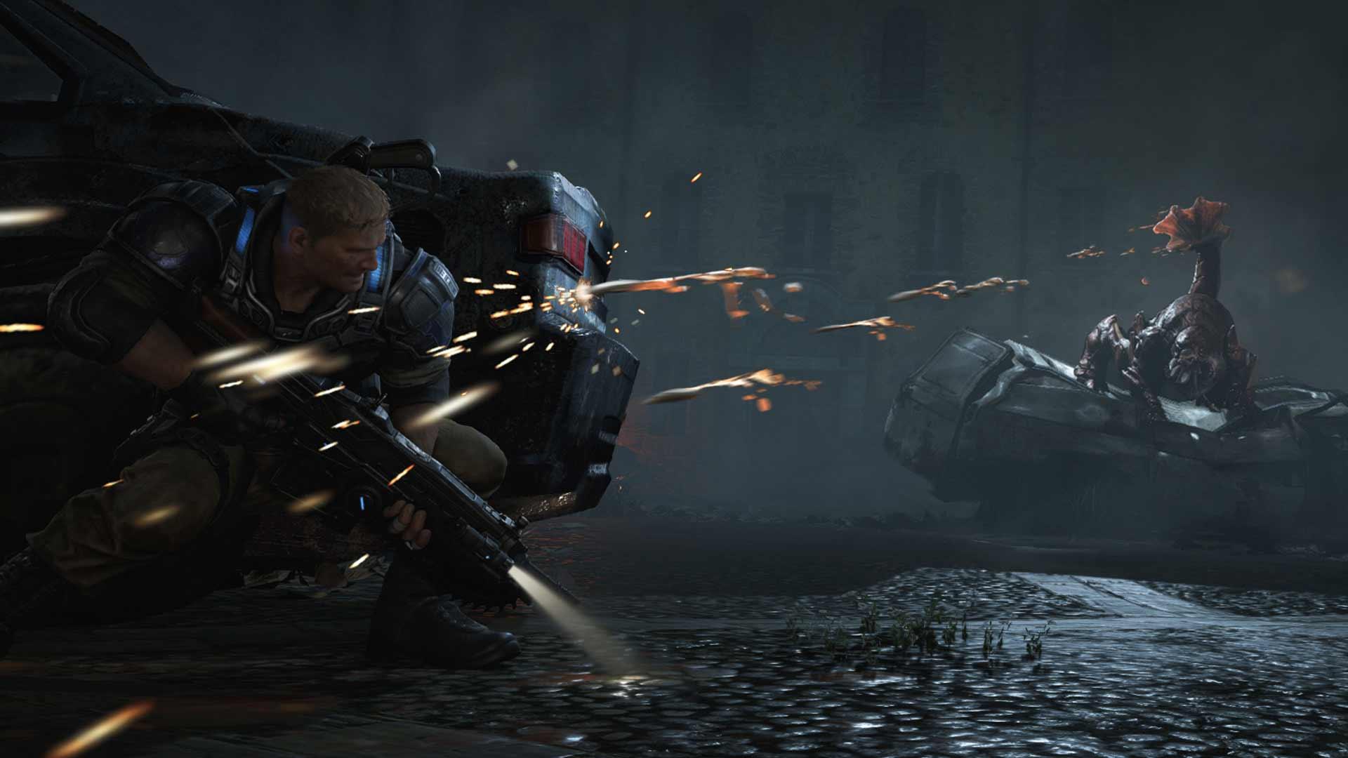 Que milagre! Gears of War 4 tem lançamento antecipado para antes do Natal