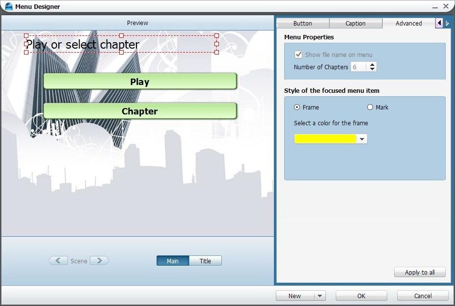 convertxtodvd menu templates - convertxtodvd download baixaki autos post