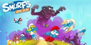 Os Smurfs Epic Run