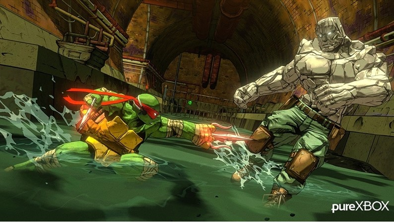 Confira screenshots vazadas de TMNT: Mutants in Manhattan