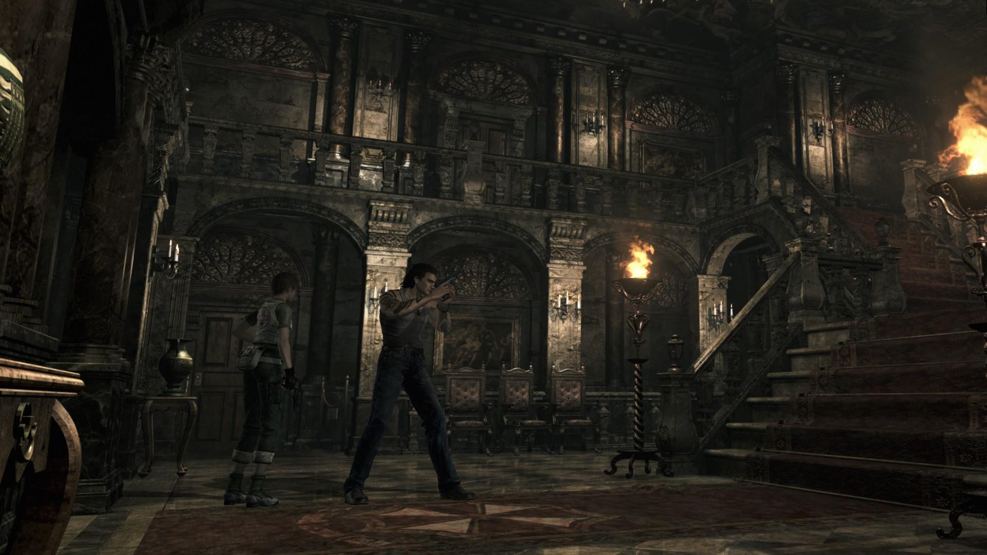 Análise do Resident Evil 0 HD