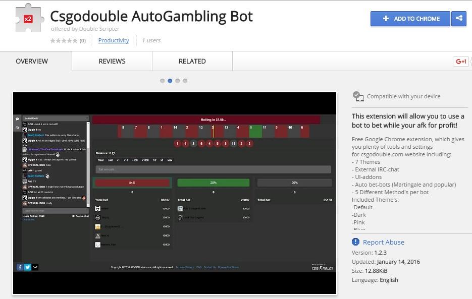 Extensões do Chrome que prometem 'ajuda' no CS:GO roubam itens do Steam