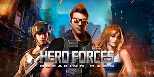 Hero Forces: Free Shooter Game