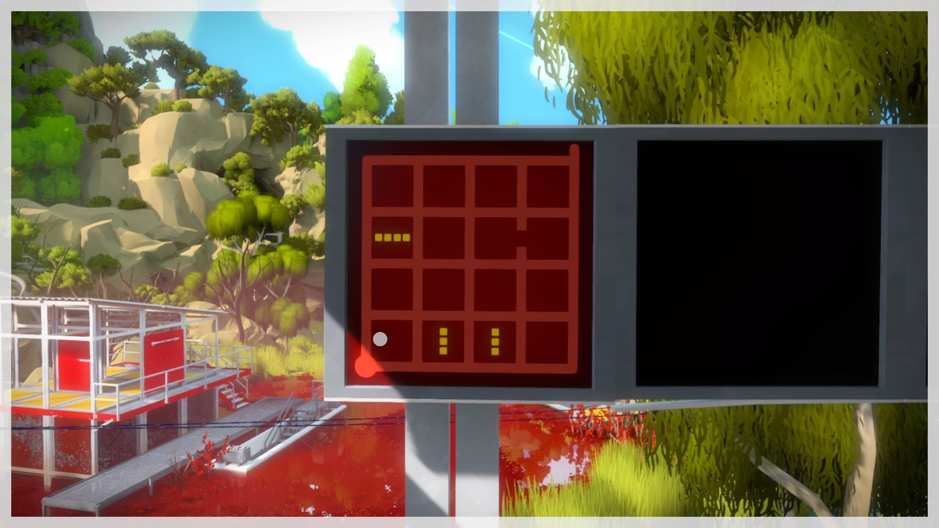 Análise do The Witness