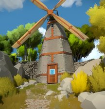 Imagem de The Witness no TecMundo Games