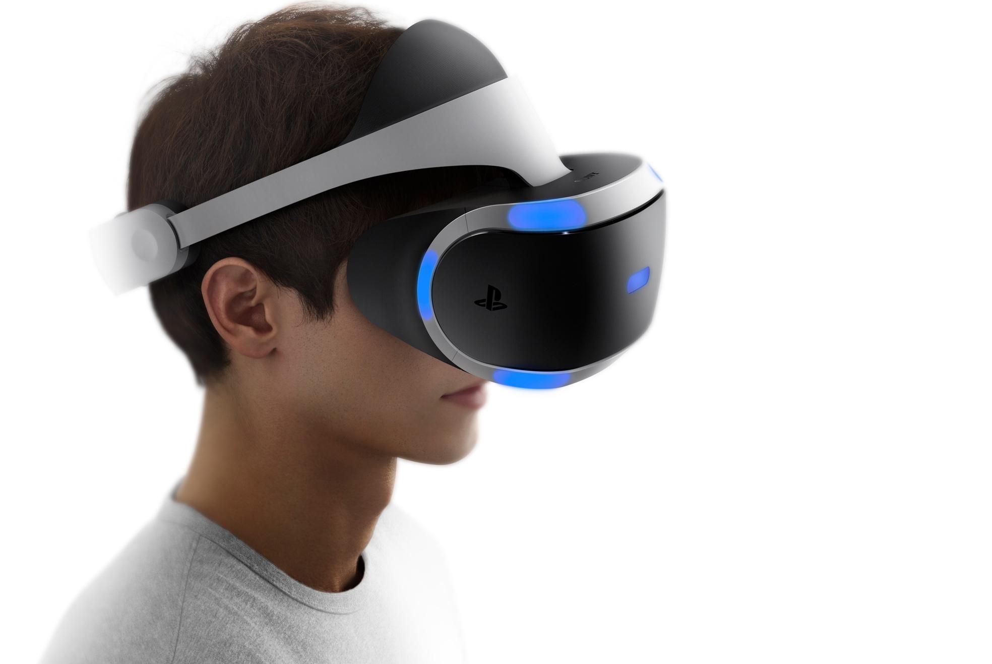 PlayStation VR pode chegar às lojas por US$ 299; pacote custaria US$ 428