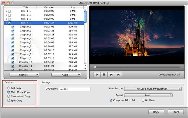 Aimersoft dvd copy key generator