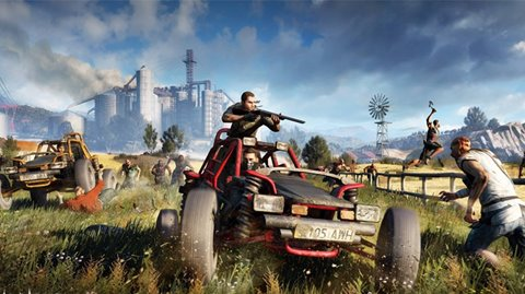 Imagem de Dying Light - The Following no tecmundogames