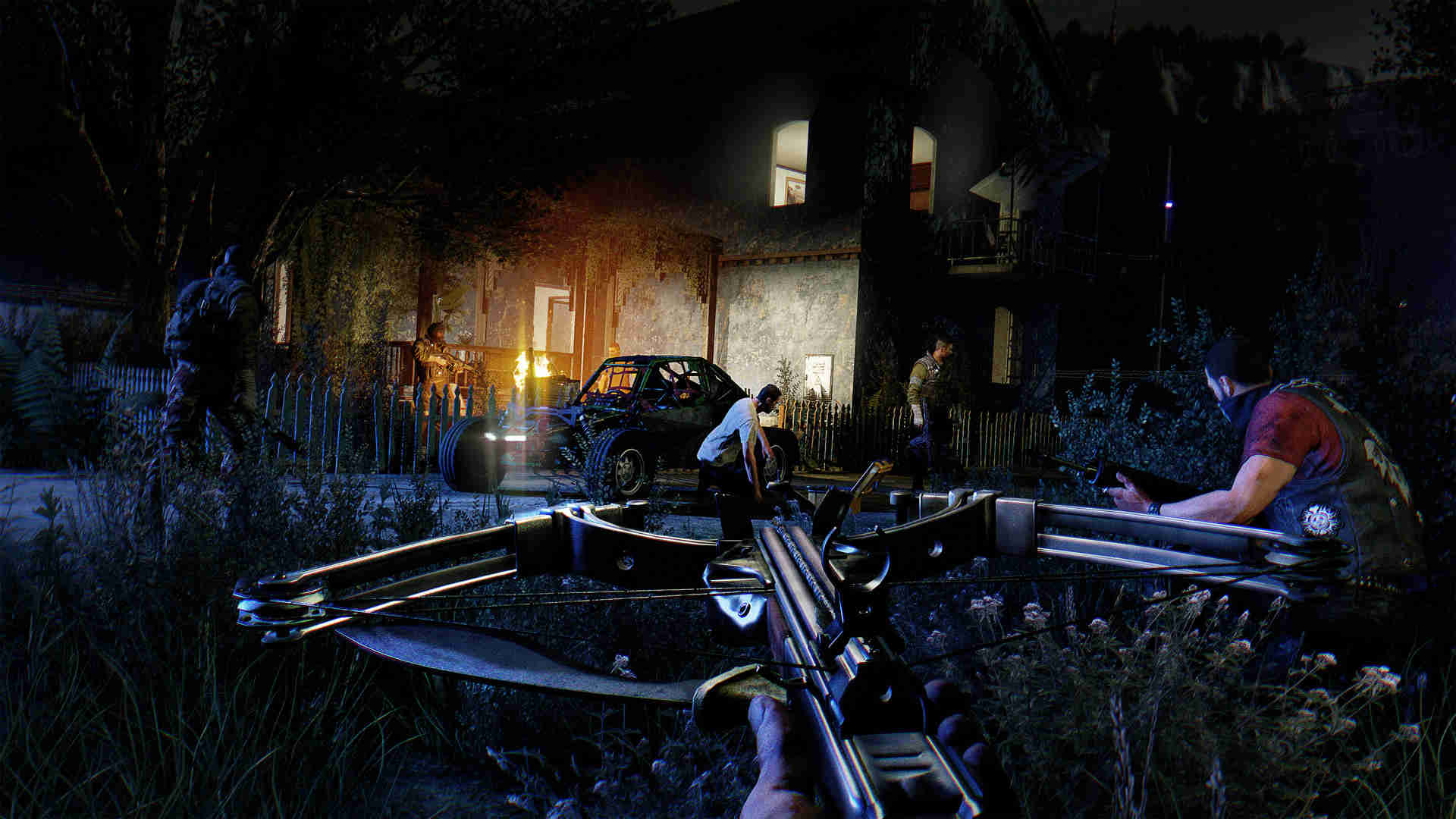Análise do Dying Light: The Following