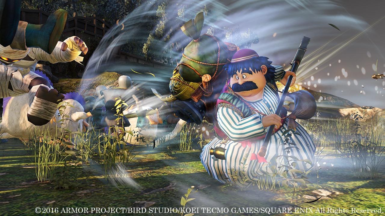 Primeiro trailer de Dragon Quest Heroes II introduz novos heróis
