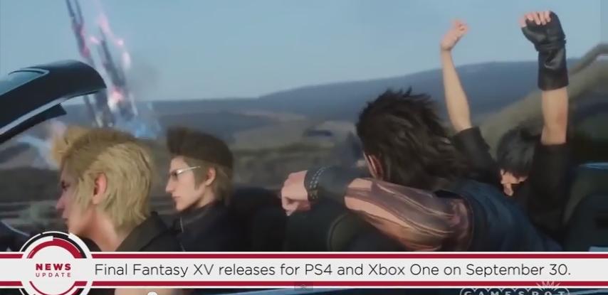 Vazou! Conheça a data de Final Fantasy XV, que ganha nova demo HOJE