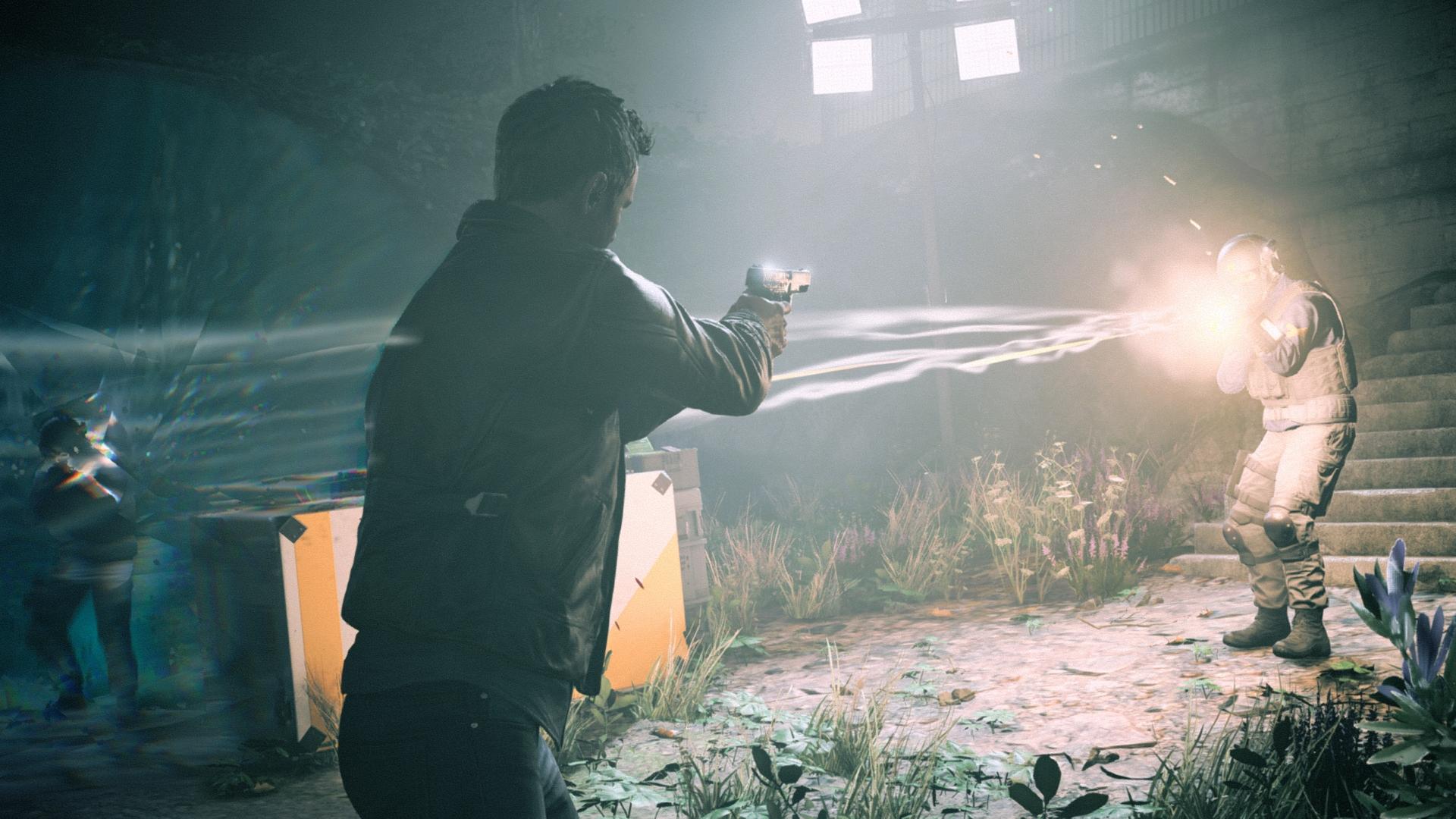 Quantum Break - Melhores Armas