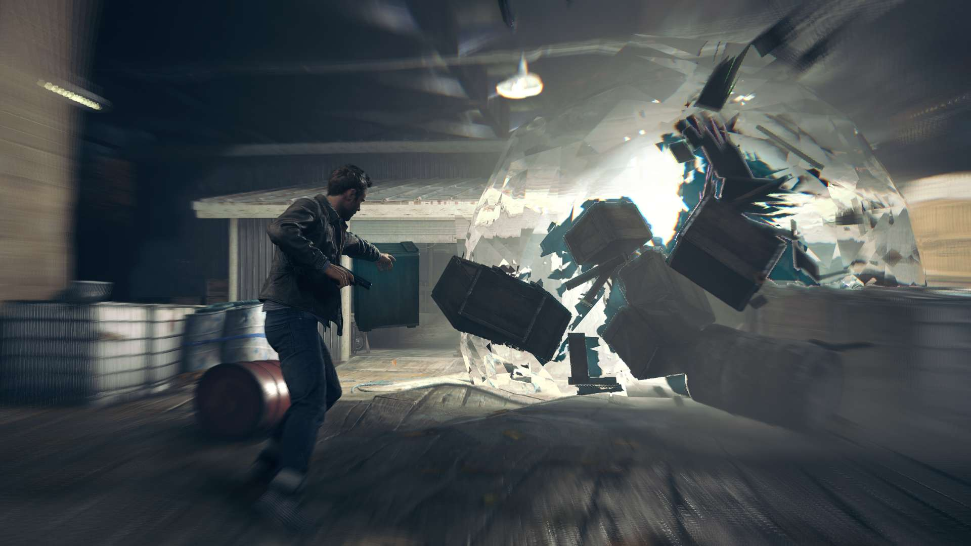 Análise do Quantum Break
