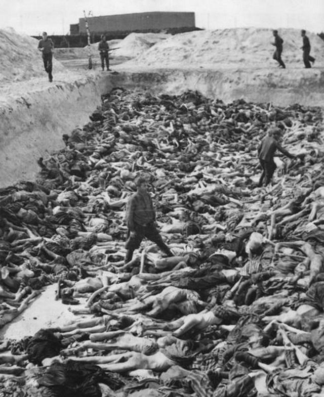 Documentos revelam que canibalismo era praticado nos campos de concentração