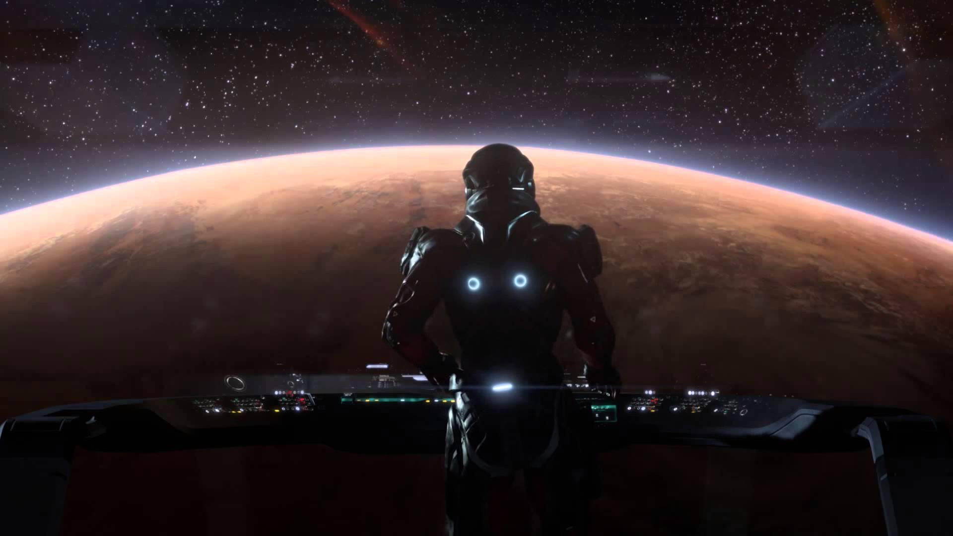Vídeo vazado de Mass Effect Andromeda mostra personagem em ação com jetpack