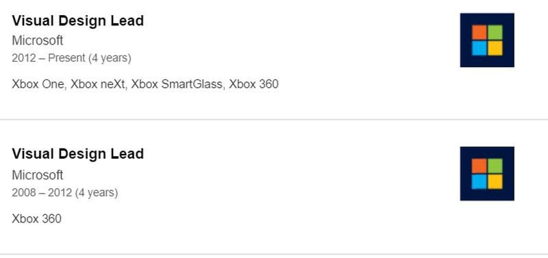 Currículo de designer da MS menciona Xbox neXt; empresa nega novo console