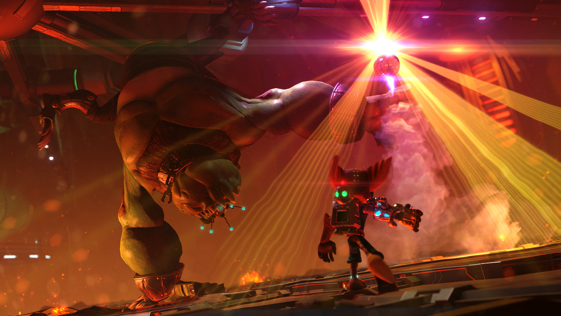 Análise do Ratchet & Clank