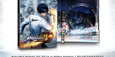 Imagem de Hora do torneio: The King of Fighters XIV ganha data oficial de lançamento no tecmundogames