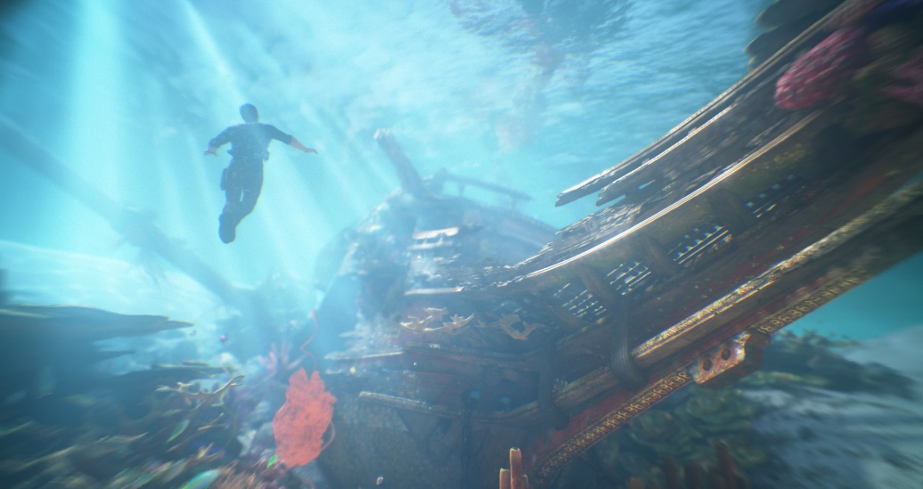 Análise do Uncharted 4: A Thief's End