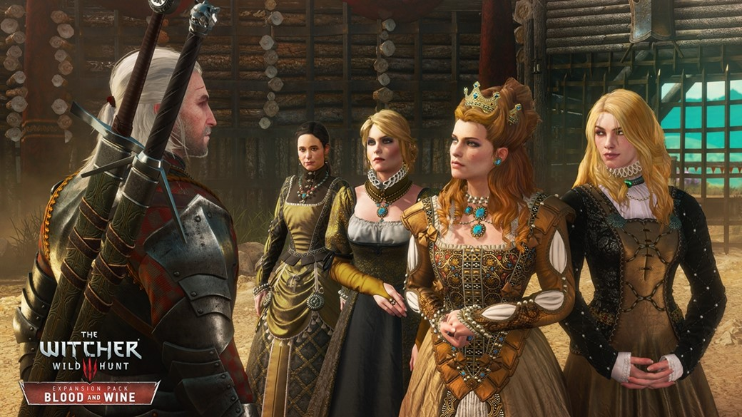 Jogamos Blood and Wine, expansão que sela The Witcher 3 de forma épica