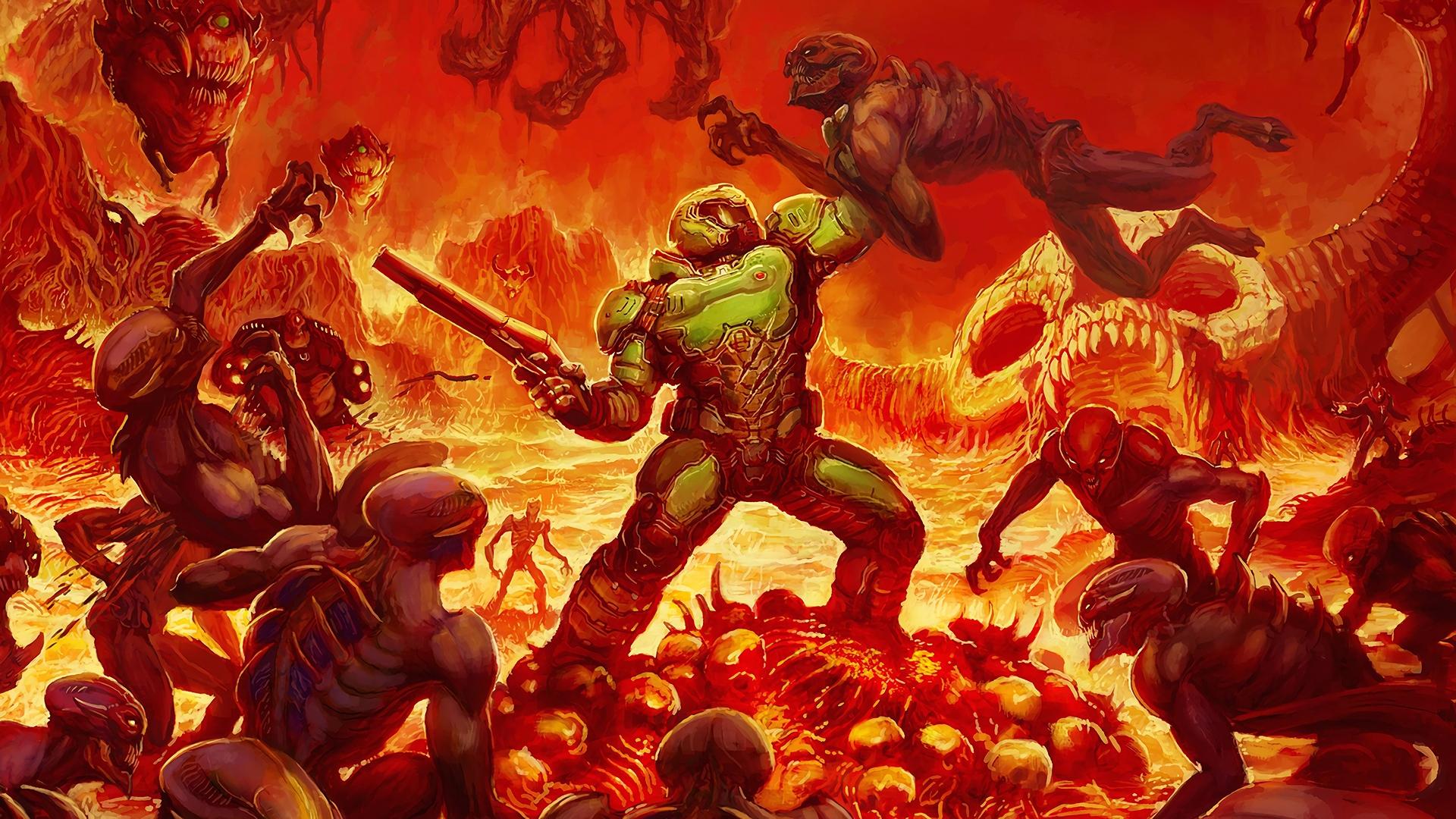 Análise do Doom