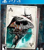 Imagem de Batman: Return to Arkham no tecmundogames