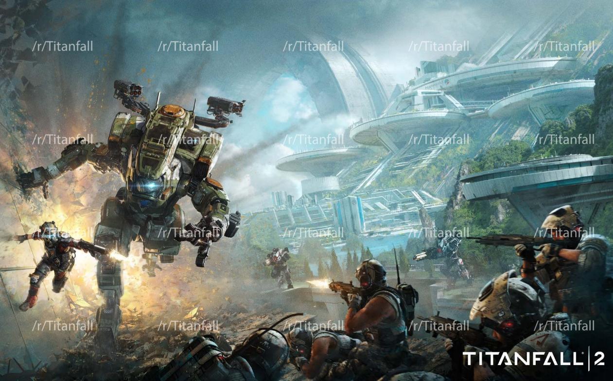 Titanfall 2 terá armas disparadoras de gancho e mapas maiores [rumor]