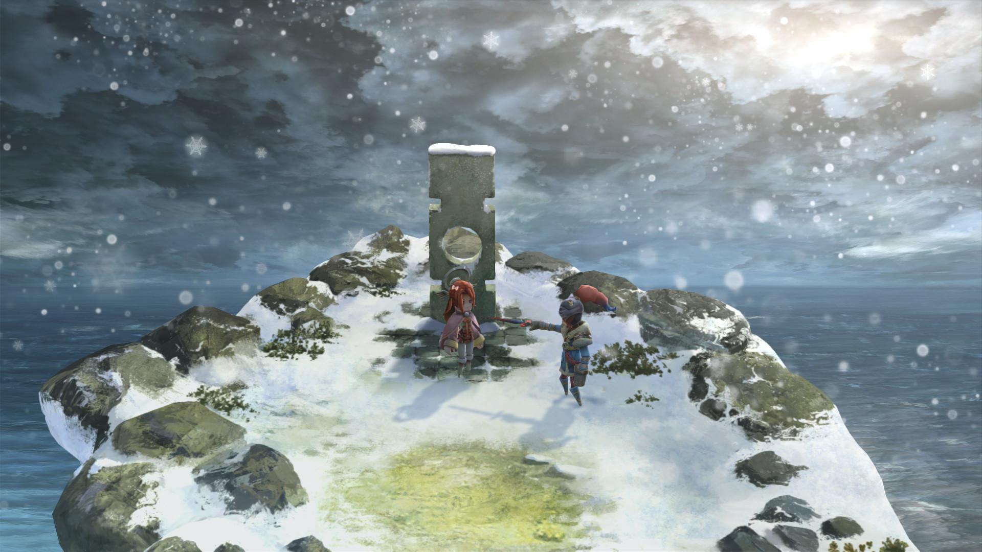 I Am Setsuna ganha novo trailer em preparação para a E3 2016 [vídeo]