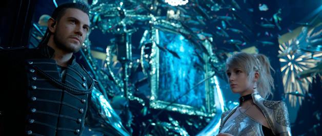 Square divulga imagens do filme de Final Fantasy XV – e elas estão demais!