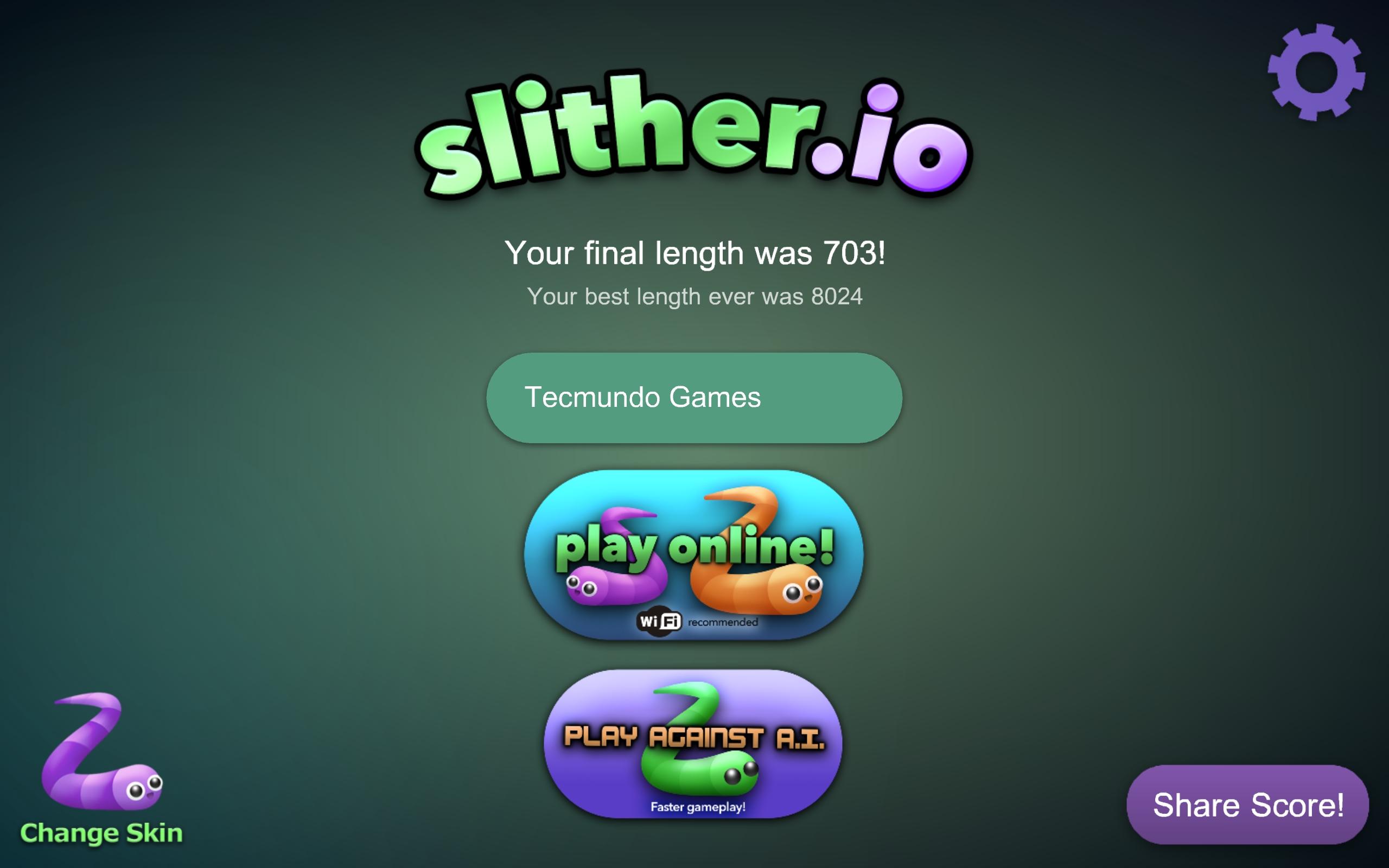 O novo modo pode ser visto já na tela inicial.