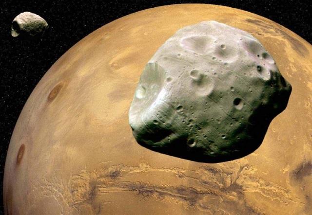 4 teorias da conspiração interessantes relacionadas com Marte