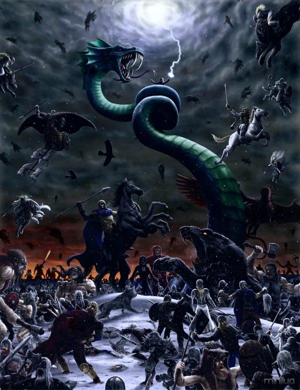 Os segredos sinistros do trailer de God of War que você não viu