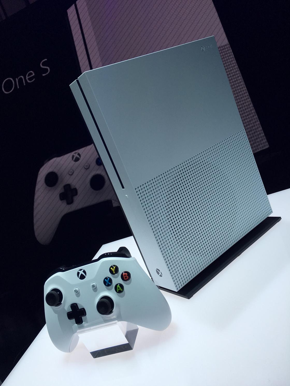 Tudo sobre o novo Xbox One S: 40% menor, com HDR e por apenas US$ 299