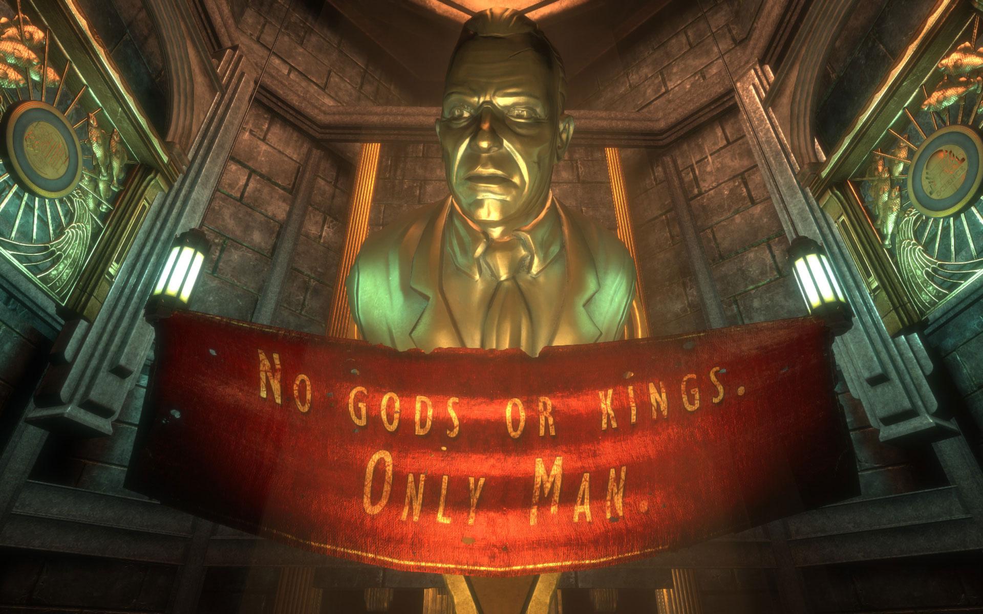 Coletânea de BioShock é confirmada pela 2K Games