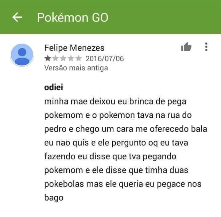 A zoeira não tem limites: memes sobre Pokémon Go explodem na internet