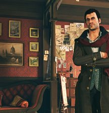 Imagem de Sherlock Holmes: The Devil's Daughter no TecMundo Games