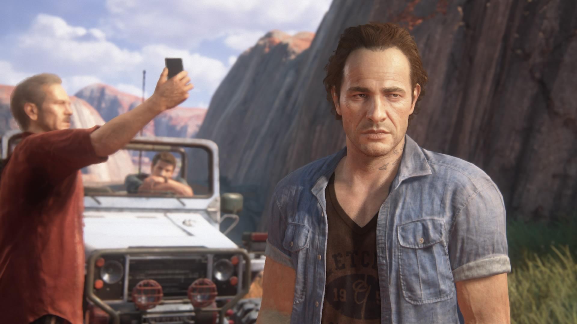 Troy Baker fala sobre suas expectativas para o DLC de Uncharted 4