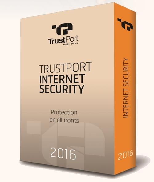 TrustPort Internet Security 2016 - Imagem 2 do software
