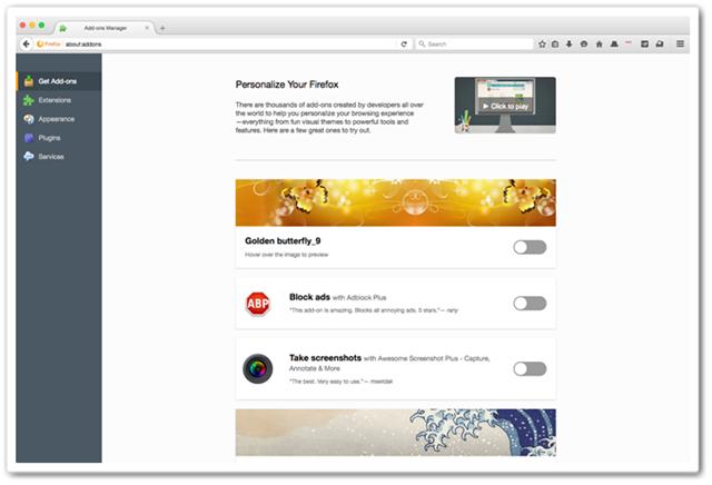 Mozilla Firefox Quantum - Imagem 3 do software