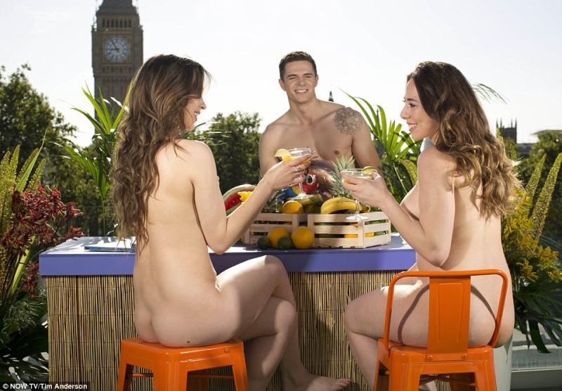 acompanhantes de luxo nudistas