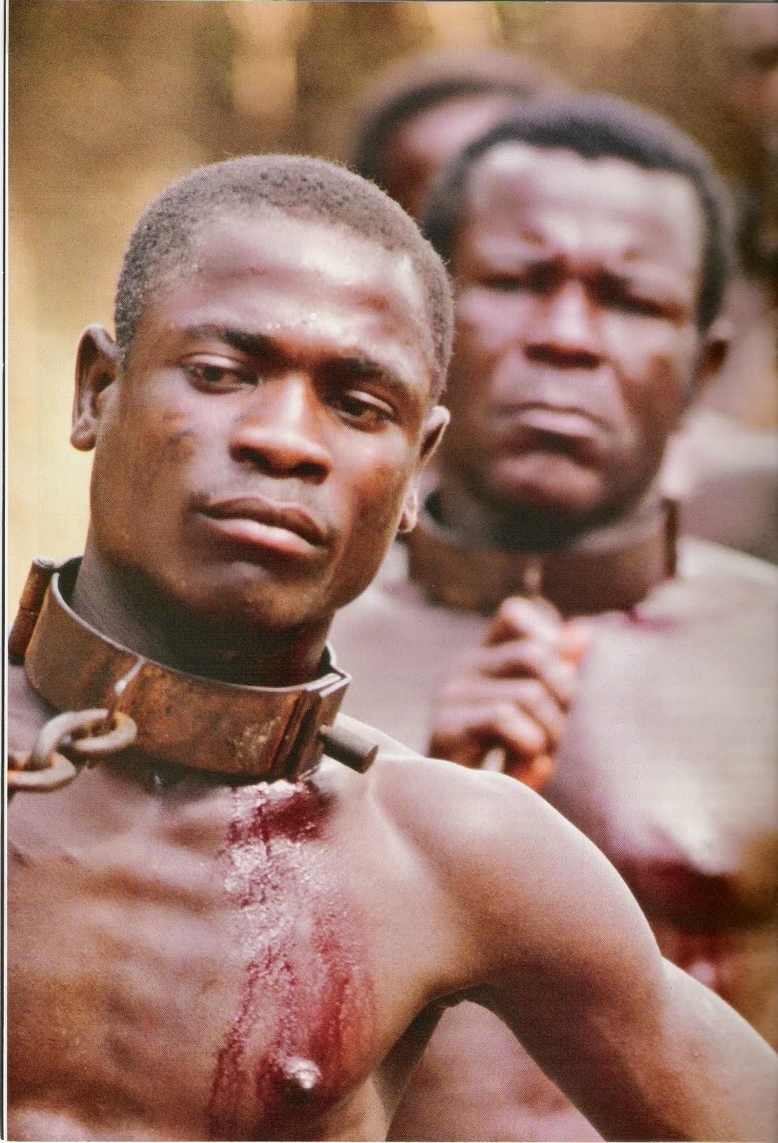 7 punições inaceitáveis que já foram usadas com escravos