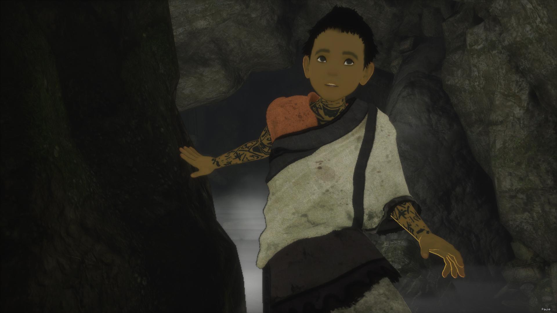 Last Guardian: tecnicamente limitado, mas ainda capaz de arrancar lágrimas