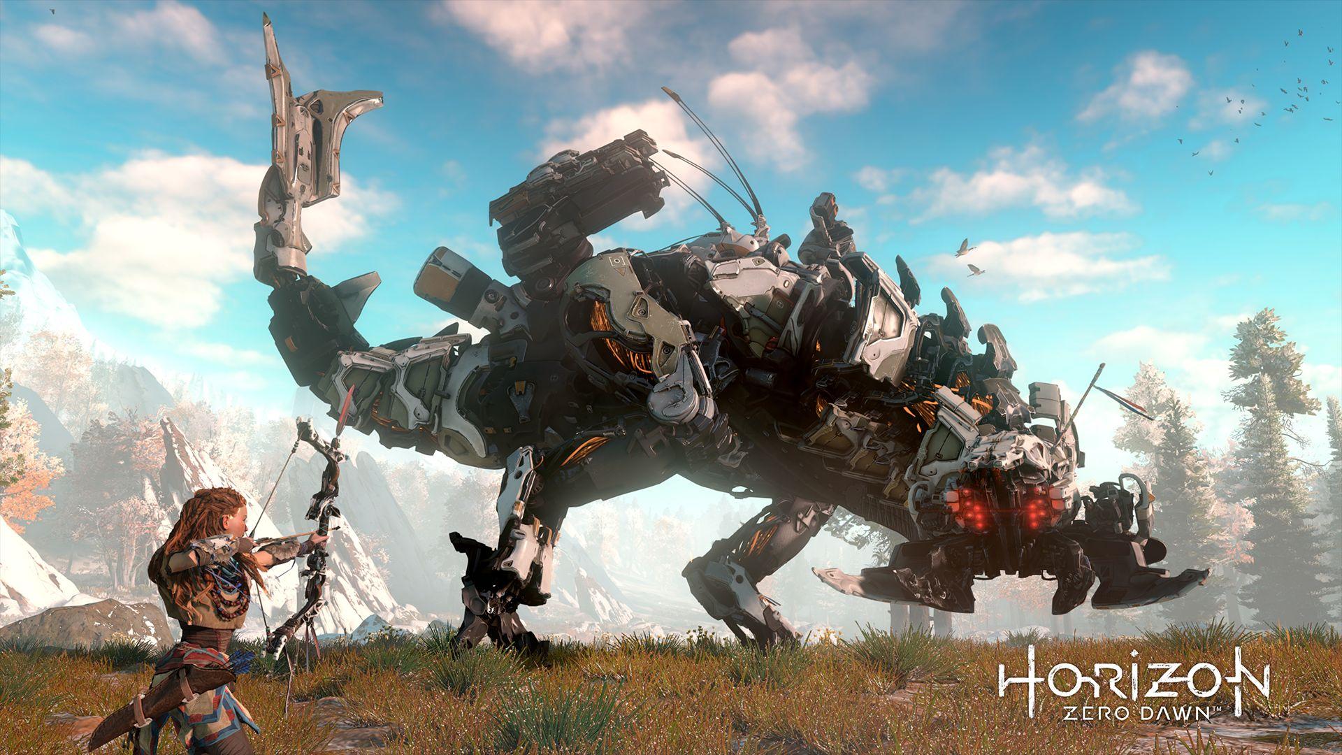 BGS 2016: Horizon prova que pode ser um dos melhores exclusivos do PS4
