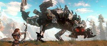 Imagem de Sony revela gameplay de Horizon: Zero Dawn em 4K no PlayStation 4 Pro no tecmundogames