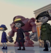 Imagem de The Tomorrow Children no TecMundo Games