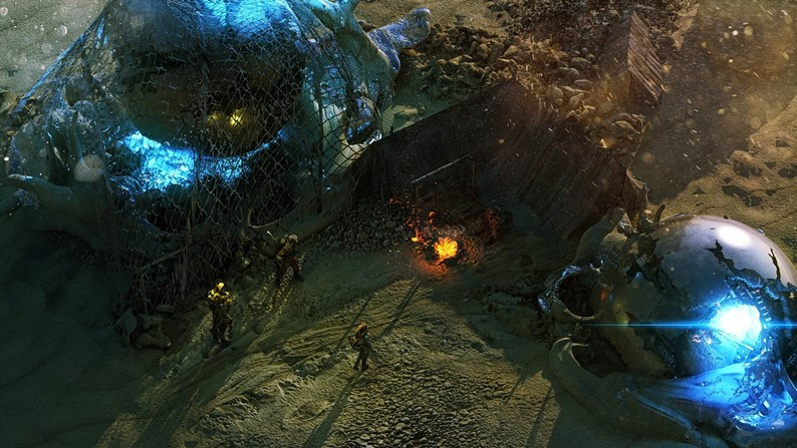 Sucesso absoluto: Wasteland 3 bate meta de financiamento em apenas 3 dias