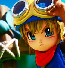 Imagem de Dragon Quest Builders no TecMundo Games