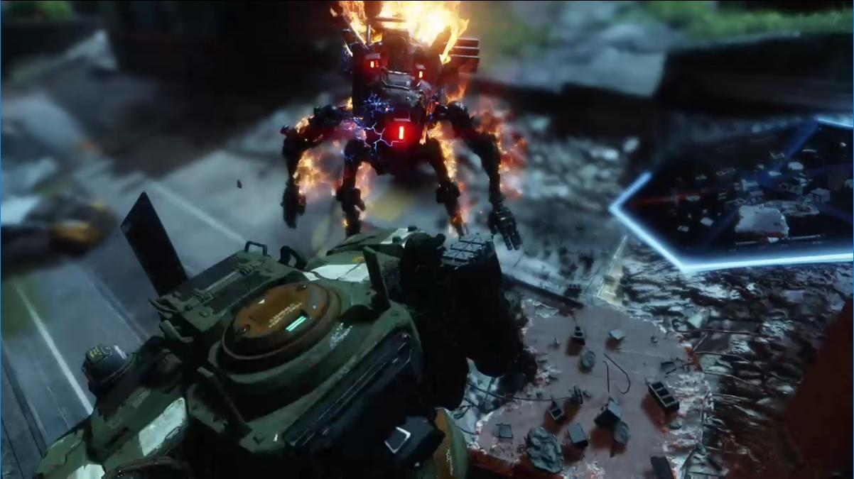 Análise do Titanfall 2