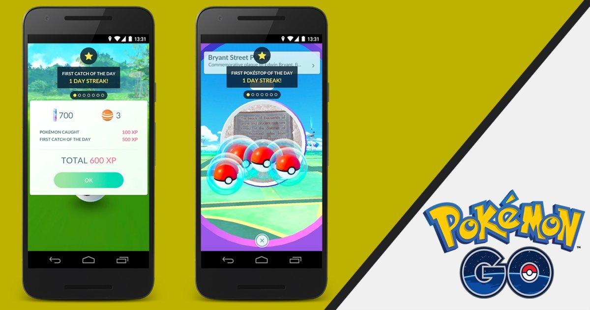 Você vai ganhar em breve um bom motivo para abrir Pokémon Go diariamente